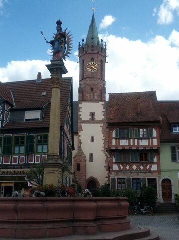 Fahrradtour Darmstadt
